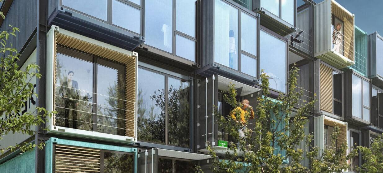 after-containerwoning
